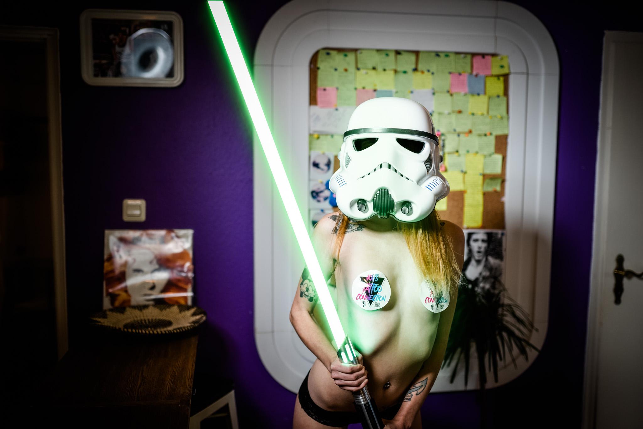 Inked Trooper